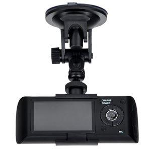 doppia telecamera auto