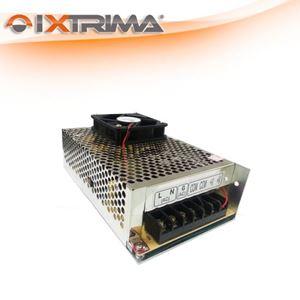 Immagine di Alimentatore switching 12V 18A ventilato per telecamere tvcc