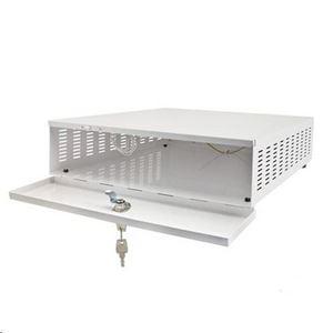 Immagine di Contenitore box metallico sicurezza per DVR tvcc Tamper