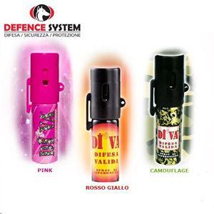 Immagine di Spray Peperoncino - Antriaggressione per difesa personale