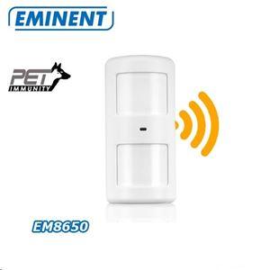 Immagine di Sensore Wireless Doppio Pet Immunity Eminent