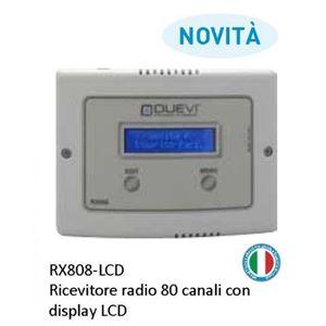Immagine di RX808-LCD DUEVI