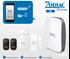 Immagine di Kit Allarme Wireless GSM + Sensori e Telecomandi ZODIAC Z2