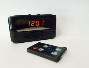 telecamera occultata in sveglia