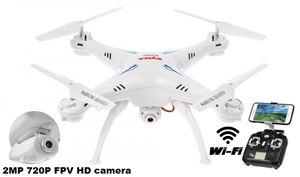 Immagine di DRONE FPV CON TELECAMERA HD - WIFI IMMAGINI IN DIRETTA